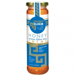 Greek honey with thyme