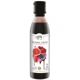 Balsamic Cream with Pomegranate & Fig